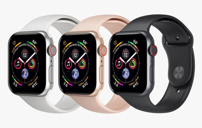 Apple Watch 4(best smartwatches for 2020)