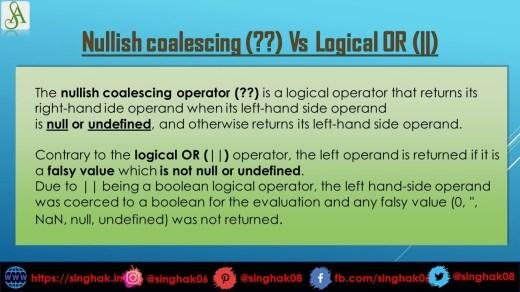 Nullish-coalescing