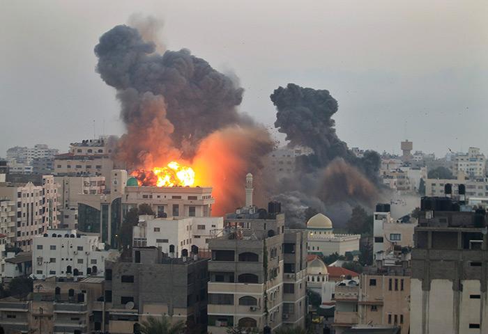 Never ending story – Israel vs Gaza