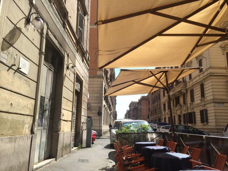 Streets of Testaccio