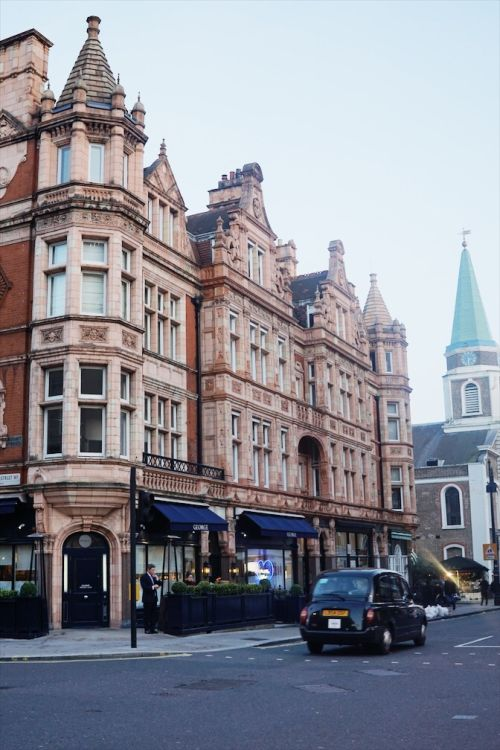 exploring mayfair london