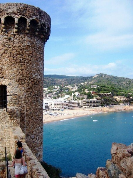 Tossa de Mar castle