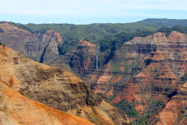 Waimea Canyon views