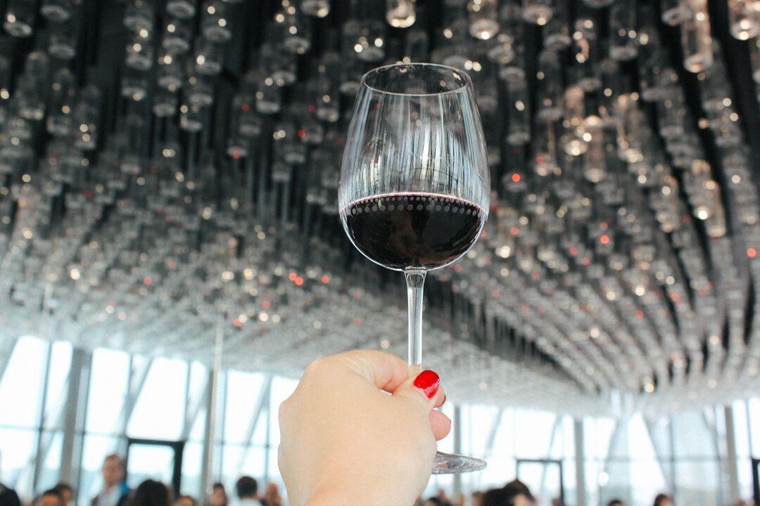 wine tasting la cite du vin