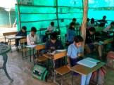 Classroom in Delhi, India