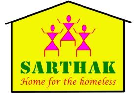 Sarthak logo merchandise