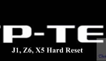 Kimfly Z8 Hard Reset