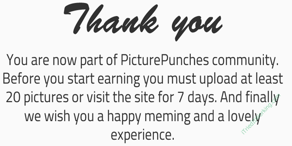 How does picturepunches work