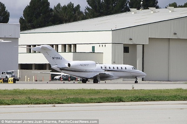 Gulfstream III – Tyler Perry