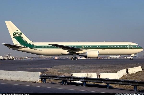 Boeing 747-400 – Prince Al-Waleed bin Talal
