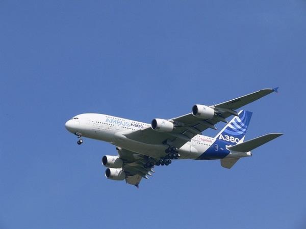 Airbus A380 – Prince Al-Waleed bin Talal