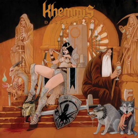 Khemmis - Desolation