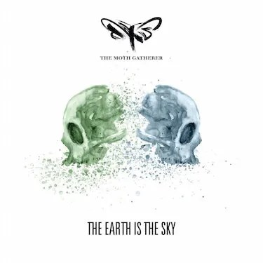 cover of The Earth is the Sky by The Moth Gatherer (Agonia)