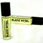 Black Metal Bitter Tundra Cologne Oil