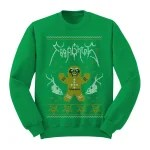 Ginger Metal Sweatshirt (Green)