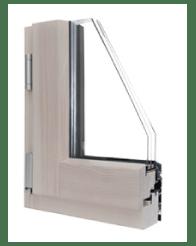 finestra beige sidel