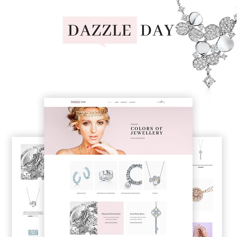 DazzleDay - Accessories Store WooCommerce Theme