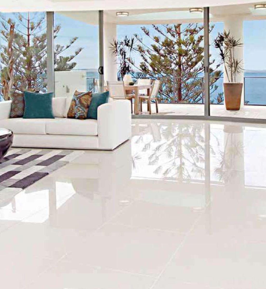 polished porcelain tile 24x24 iceberg