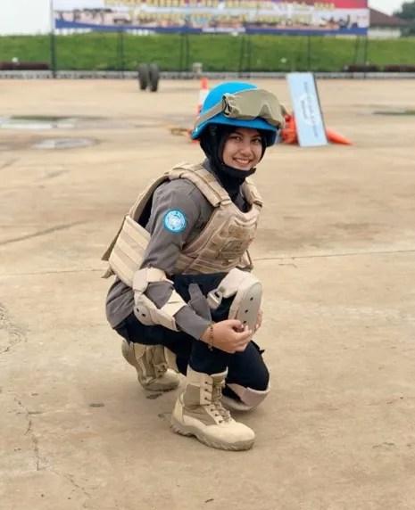 hipwee Screen Shot 2019 08 03 at 1.14.58 PM Viral, Brigadier Imah Beautiful Policewoman Looks Like Indonesian Artist Pevita Pearce