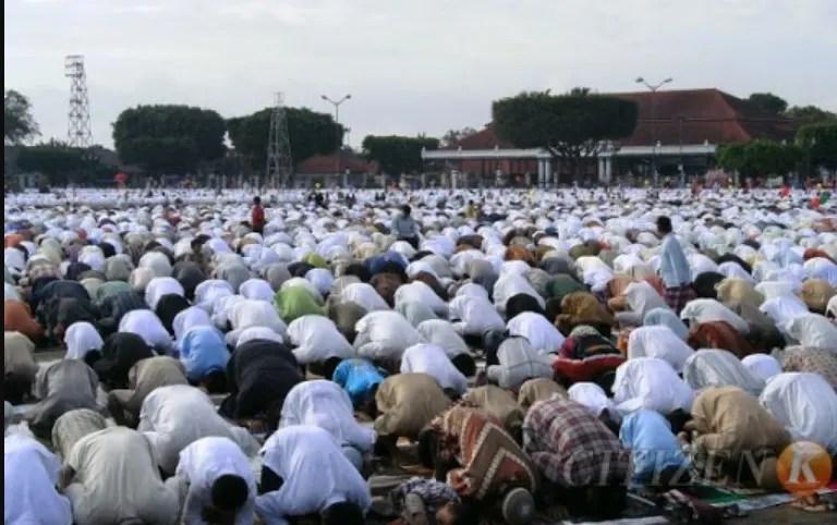 Niat Sholat Idul Adha, Tata Cara, Bacaan, Waktu dan Sunnah-Sunnahnya