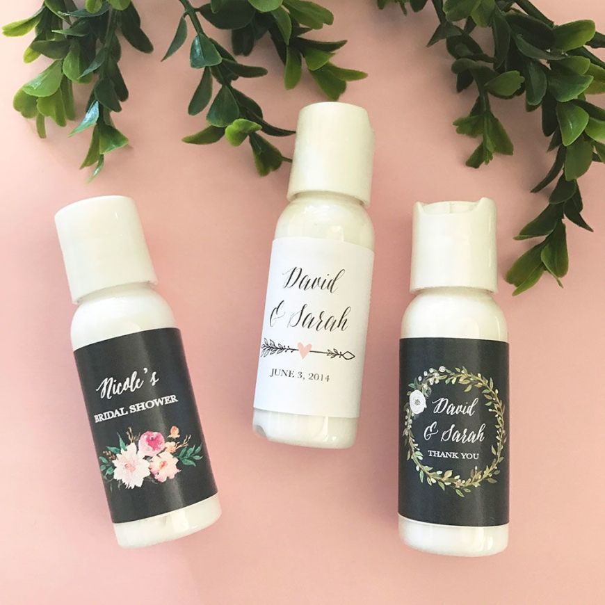 EB4010GDN-Personalized Floral Garden Lotion
