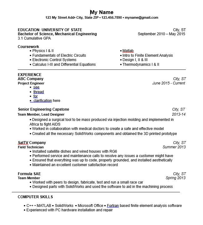 resume questions how to improve myself to get ahead in my work