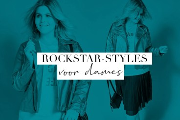 Dames Rock your size