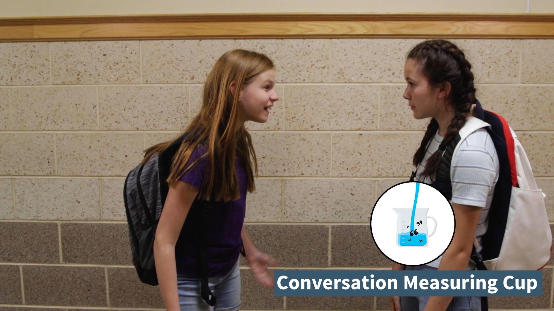 Lesson Plan Conversation Measuring Cup
