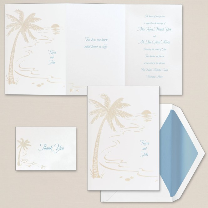 Astounding Beach Themed Wedding Invitation Kits 80 About Remodel Luxury Invitations With