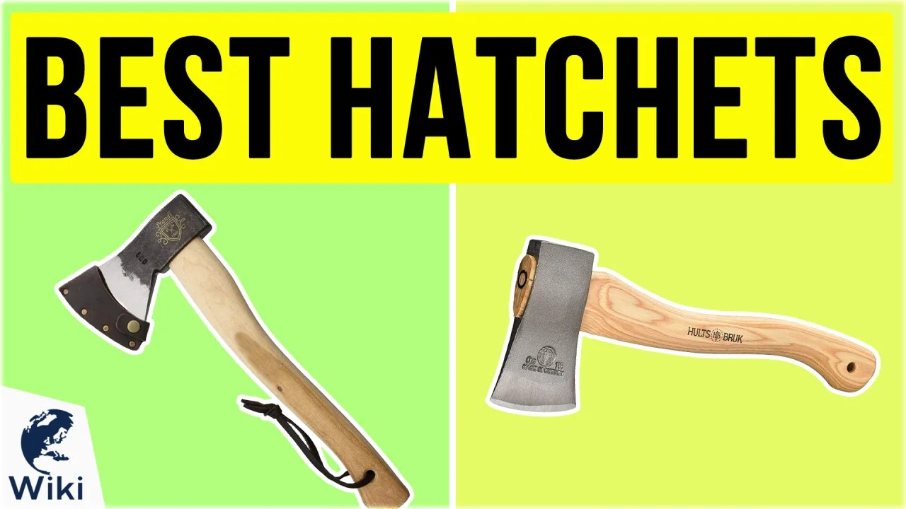 Top 10 Hatchets Of 2021 Video Review