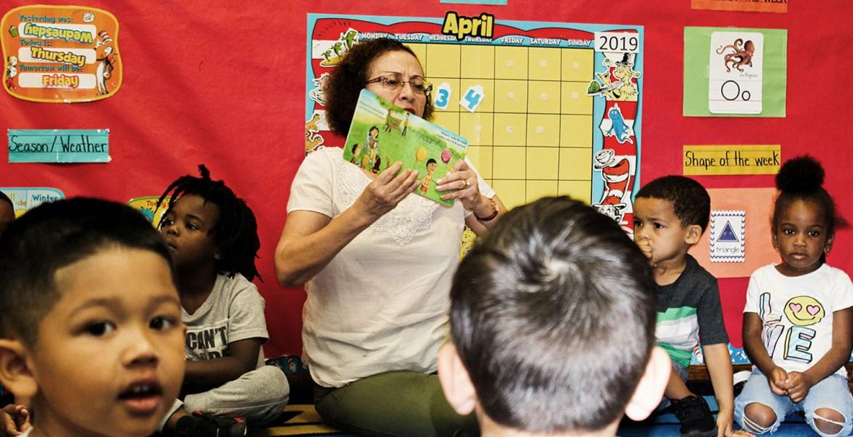 Preschool Reading Milestones