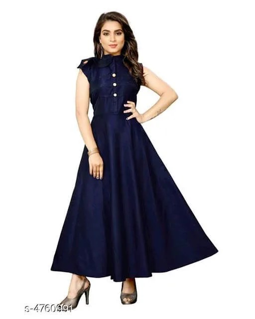 Kashvi Superior Women Gowns-2