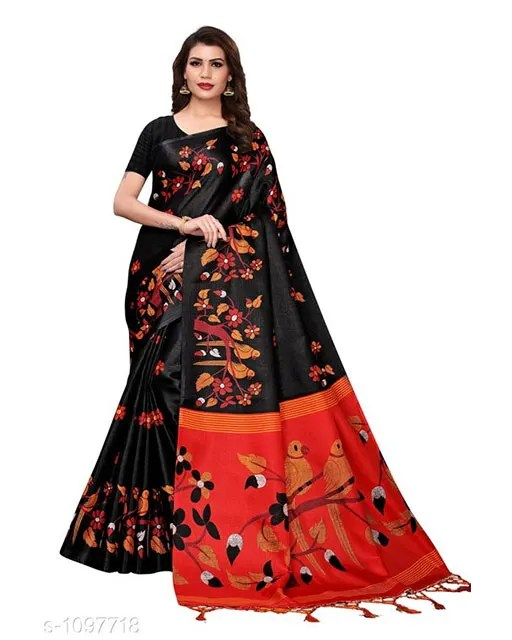 Kanchan Elegant Women's Khadi Cotton Sarees web Vol 1 (1)