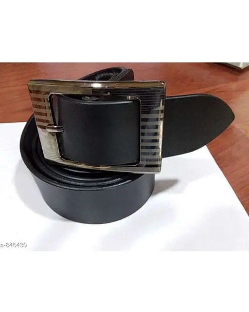 Mens Stylish Formal Pure Leather Belts Vol 4