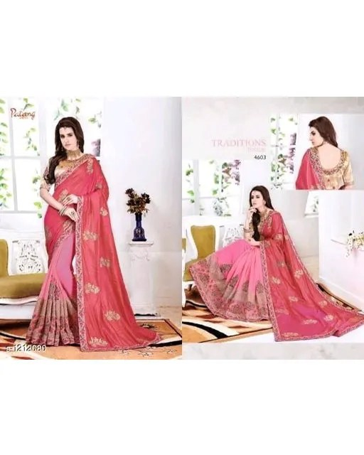 Inaaya Attractive Georgette Embroidered Sarees web vol 2 (5)