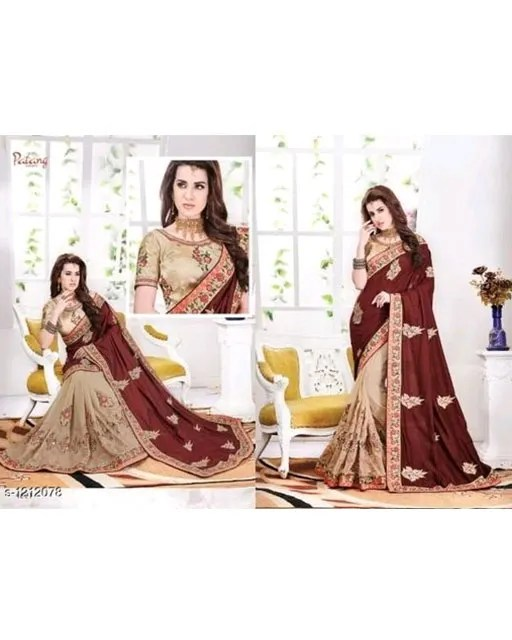Inaaya Attractive Georgette Embroidered Sarees web vol 2 (2)
