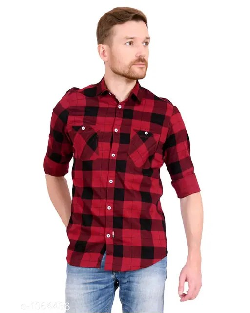 Men's Essential Partywear Cotton Shirts Vol 1 (1)