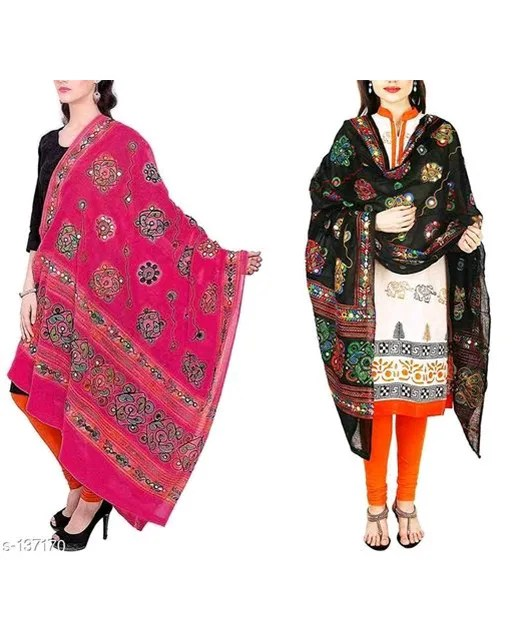 Traditional Cotton Dupattas Vol 3 (8)