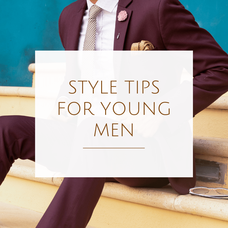 style tips for guys