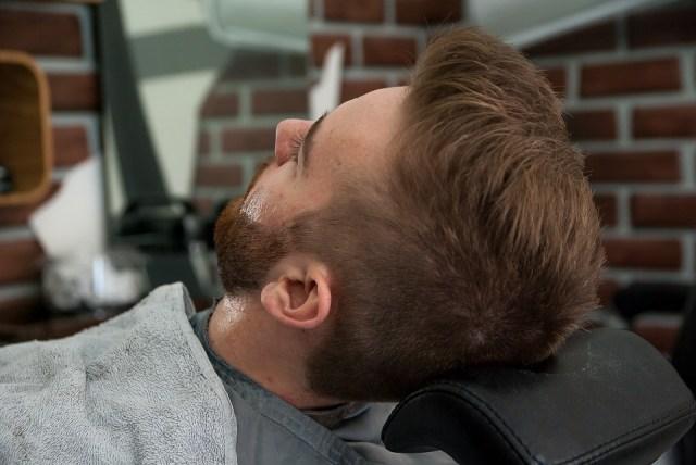 men's style haircut
