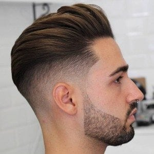 What is an undercut hairstyle