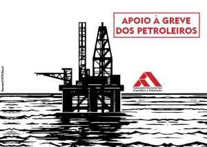FNA apoia os petroleiros