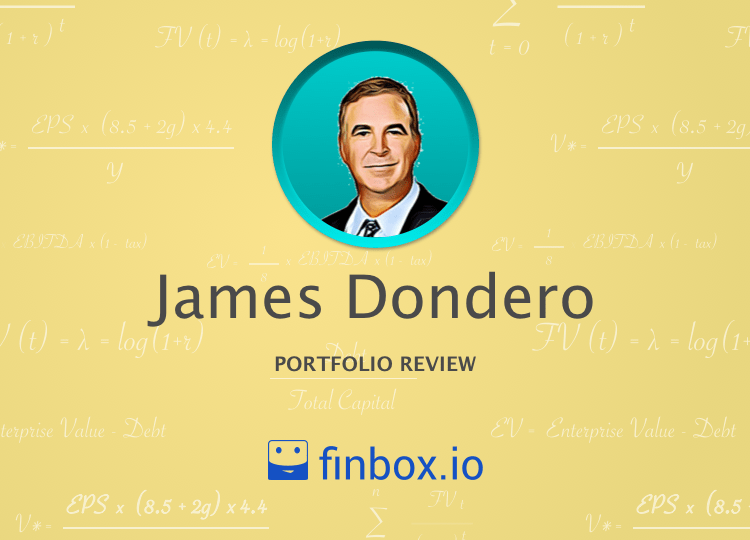 7 Highest Yielding Dividend Stocks In James Dondero's Portfolio