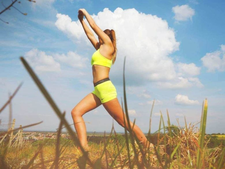 workout for glowing skin