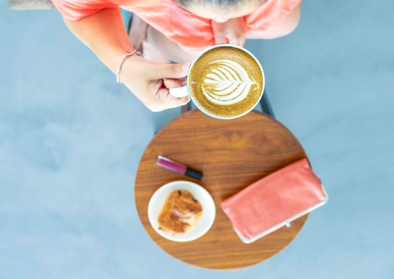 keep skin young - no coffee