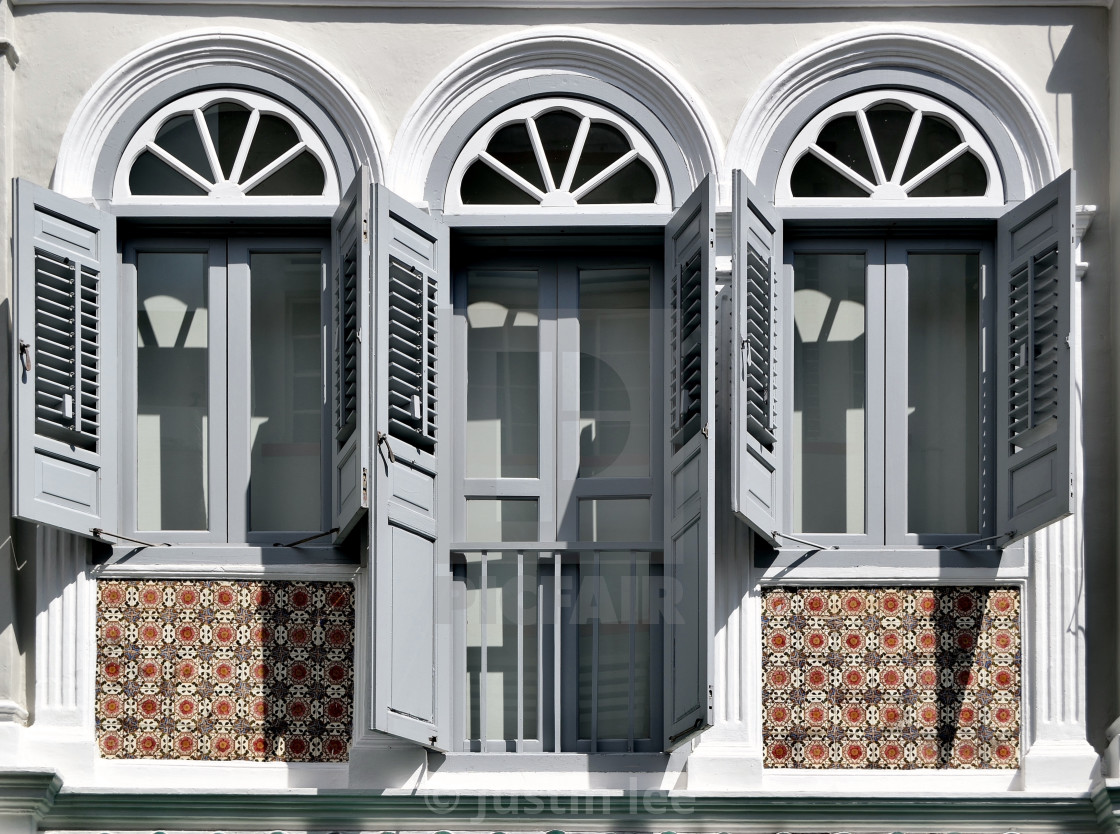 Singapore Shophouse License Download Or Print For 18 60