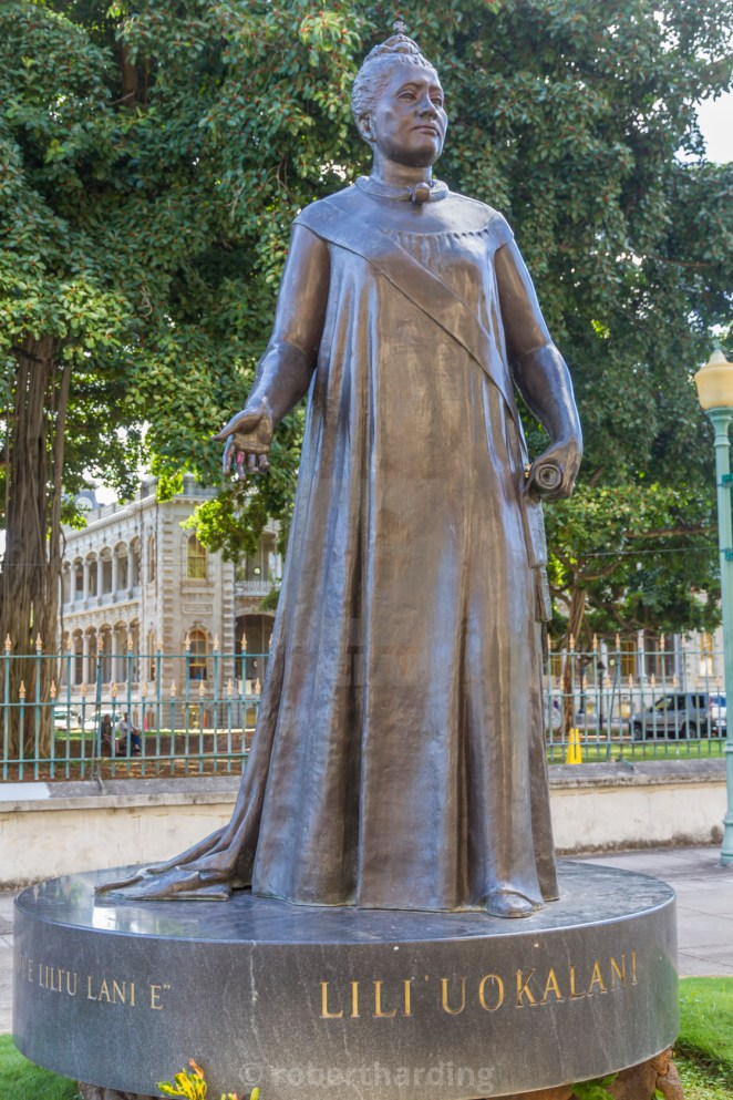 Image result for Queen LiliÊ»uokalani statue