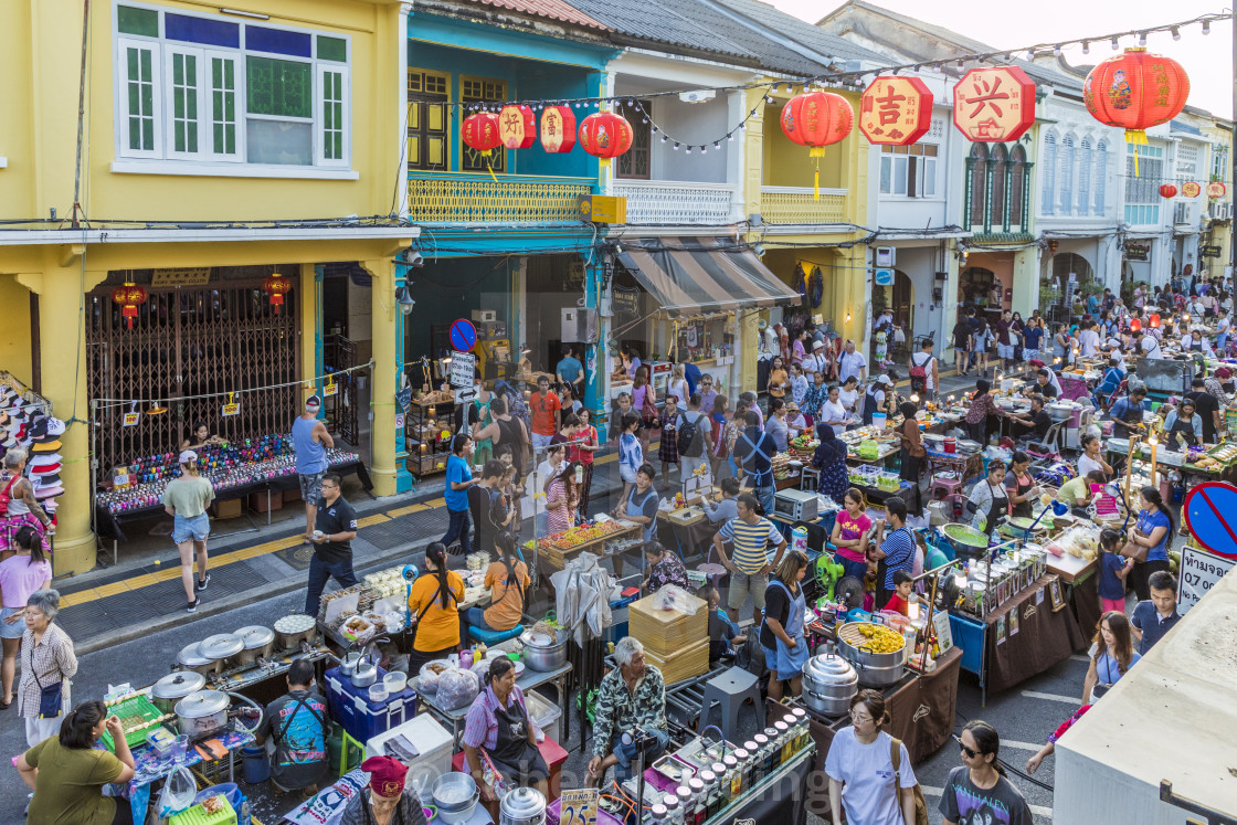 Image result for thailand open air market