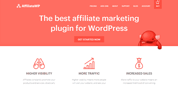 AffiliateWP WordPress Plugin Free Download