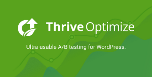 Thrive optimize plugin free download